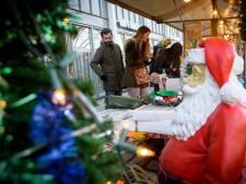Kerstmarkt in Woensel-West: Kerstmis en Koningsdag ineen