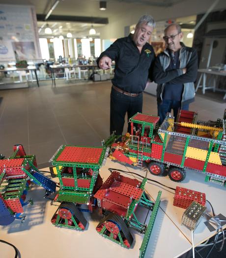 Meer dan 100 jaar meccano in Veldhoven: Zien hoe het werkt is het leukste