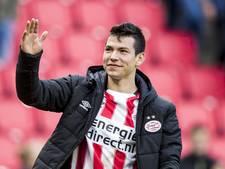PSV geniet van de passie en effectiviteit van Lozano