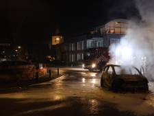 Opnieuw autobrand in Veen na korte periode van rust