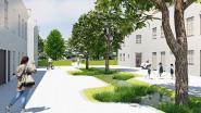 Werken voor uitbreiding woonzone starten na bouwverlof