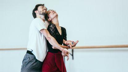 """Hanne Decoutere traint keihard voor haar rol als ballerina: """"Dat mijn tenen bloeden, kan me niet schelen. Maar ik voel me een slechte moeder"""""""