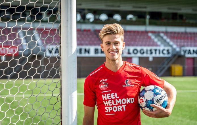 Helmond ED2020-6510 *Jelle Goselink* is de nieuwe speler van Helmond Sport.