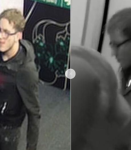 Peperdure laptops gestolen op UT, politie deelt beelden van inbrekers