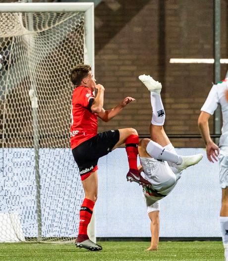 Helmond Sport lijdt tegen NEC derde nederlaag op rij