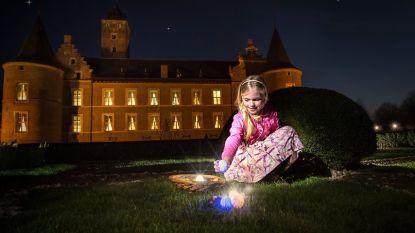 Bilzen Mysteries verstopt één gouden en 400 lichtgevende paaseieren
