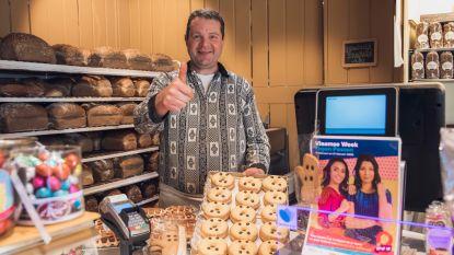 Loonse bakker maakt eclairs en donuts met vier stippen tijdens Week tegen Pesten