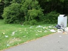 Petitie tegen zwerfafval Sloterpark: neem je eigen troep mee