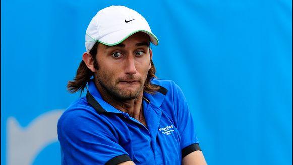 De 26-jarige Niels Desein nam de eerste hindernis op weg naar de hoofdtabel van Roland Garros
