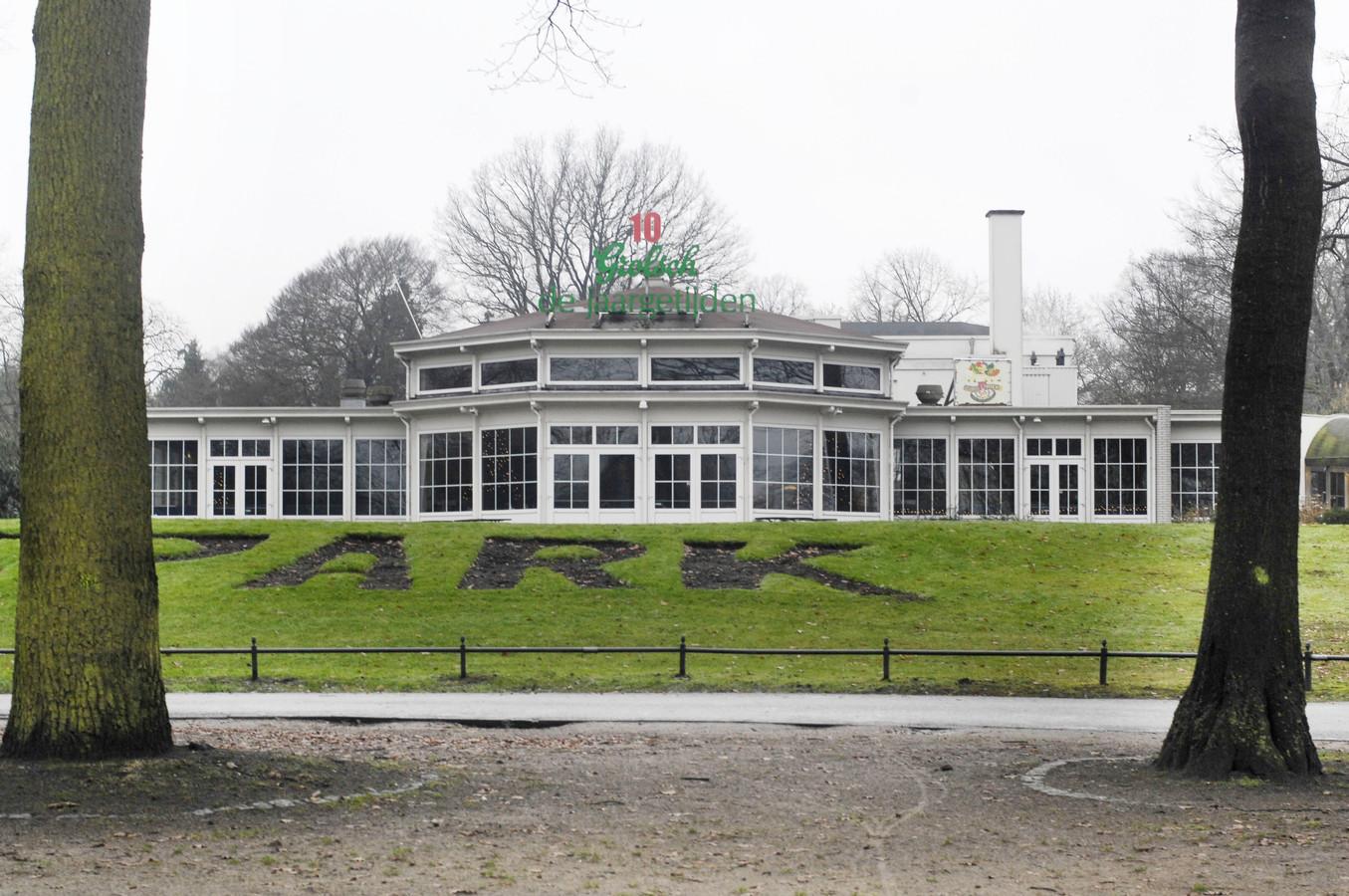 Het pand van De Jaargetijden in Enschede