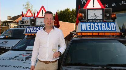 Wim Ruelens gaat door met zijn pilootwagens