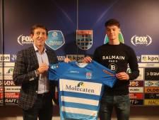Eerste profcontract Van den Heerik (17) bij PEC Zwolle