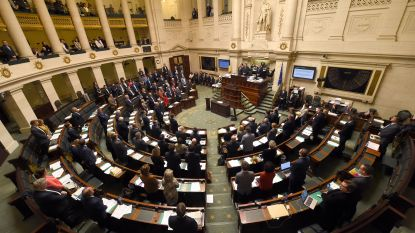 Afscheidnemende parlementairen nemen 14 miljoen euro mee