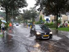 Harder rijden op smallere Oenenburgweg Nunspeet
