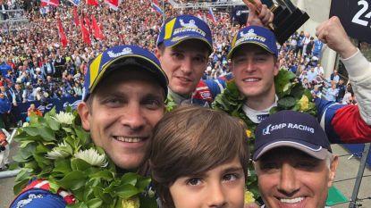 """Vandoorne eerste Belg op Le Mans-podium in 18 jaar: """"Dit smaakt naar meer"""""""
