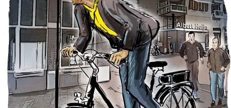 'Scène zoals in een film': René steelt twee fietsen in ruil voor een douche, hotel en ontbijt