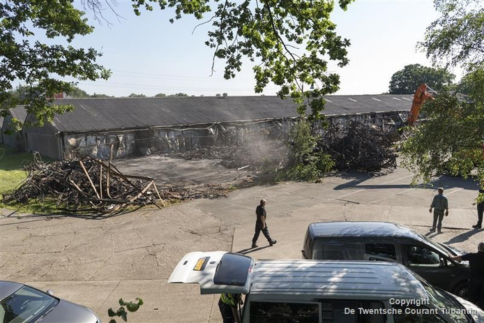 brand oorzaak faillissement kringloopstichting wawollie goor   hof