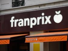 HEMA-spullen in schappen van Parijse supermarkten Franprix