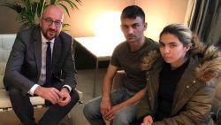 Ouders doodgeschoten Mawda kunnen wellicht een tijdlang in België blijven