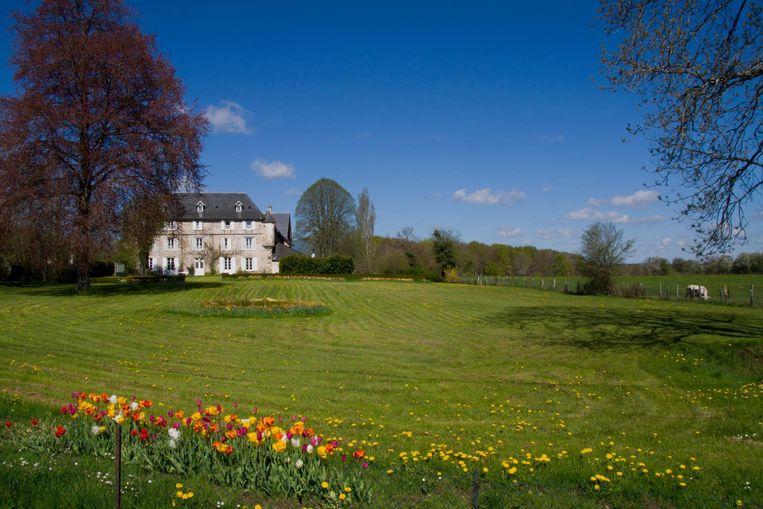 Chateau de Savennes. Beeld