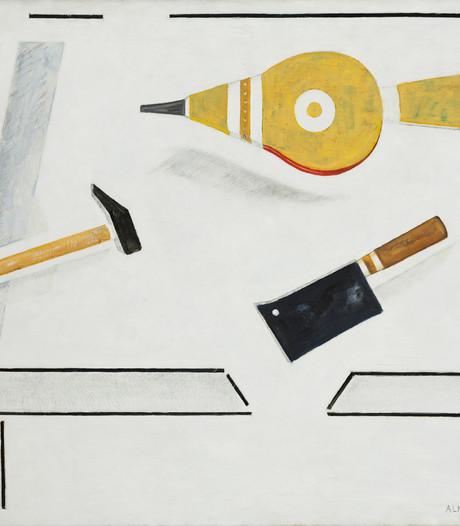 Lezing 'Van Mondriaan tot Alma' bij Museum Helmond
