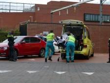 E-biker gewond bij aanrijding op Smallepad