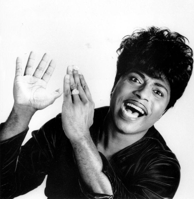 Little Richard in 1966. Beeld AP