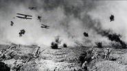 Verwoestend oorlogsjaar in woord en beeld