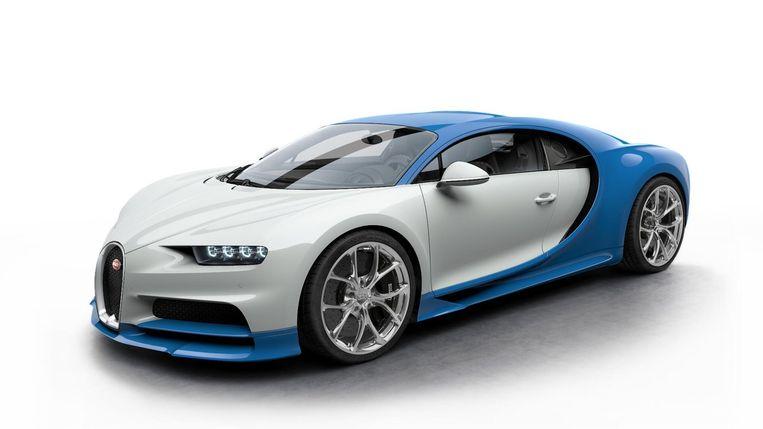 De Bugatti Chiron is een auto die je niet elke dag ziet en heeft daarom een plaatsje bij de zogenoemde 'Dream Cars'.