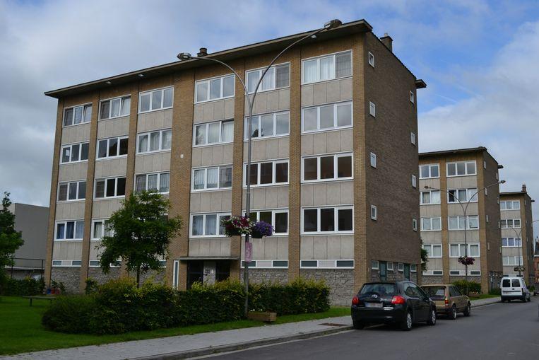 De huidige gebouwen in de Neerheide