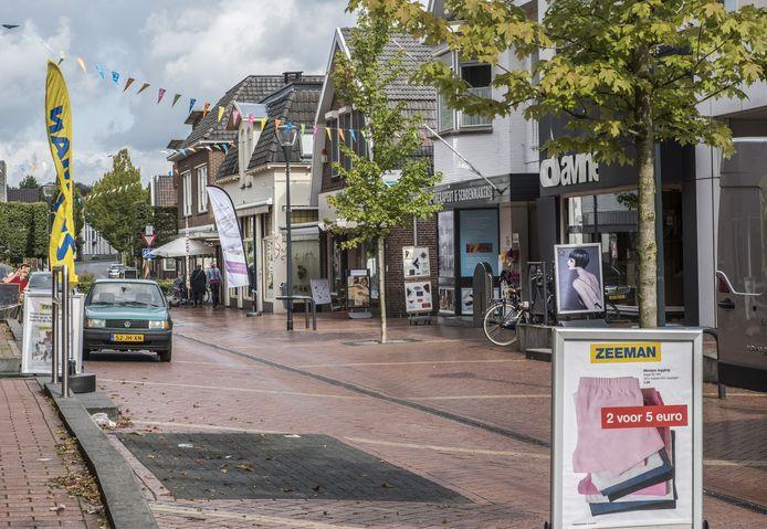 Eindelijk komen de plannen voor de Needse Oudestraat tot uitvoering.