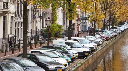 Dag parkeren in binnenstad Amsterdam? Da's dan 75 euro