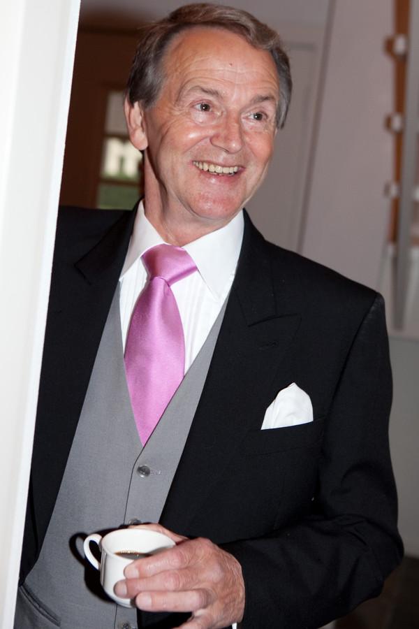De heer J.M.M. (Jan) van Rijswijk (75).