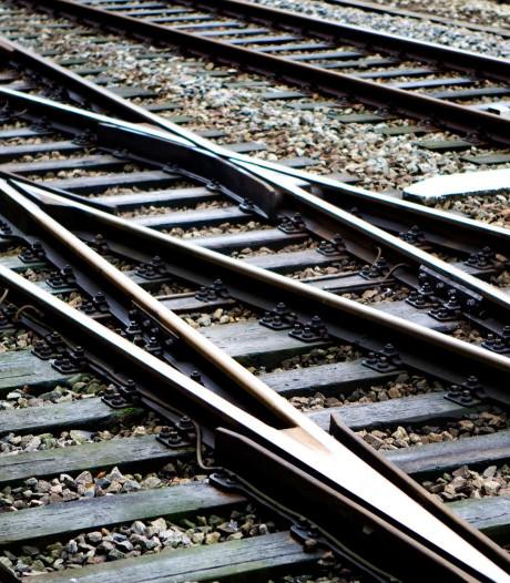 Lopen over het spoor: vrijdag mag het in Almelo