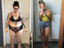 De l'obésité morbide à coach sportive: Natacha veut que sa métamorphose inspire les gens en surpoids