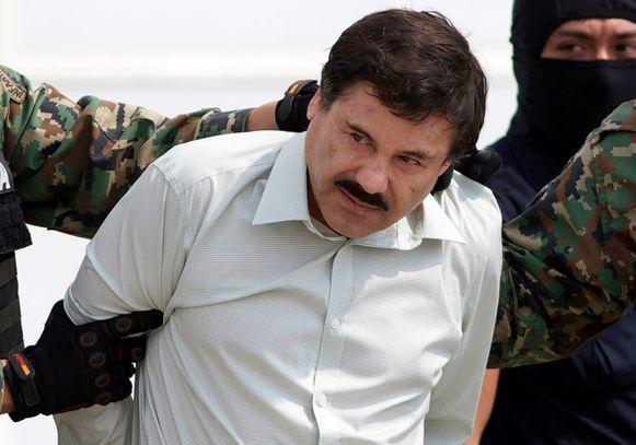 Mexicaanse drugsbaron El Chapo