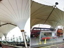 Zoek de verschillen: busstation Leidsche Rijn lijkt kopie uit London