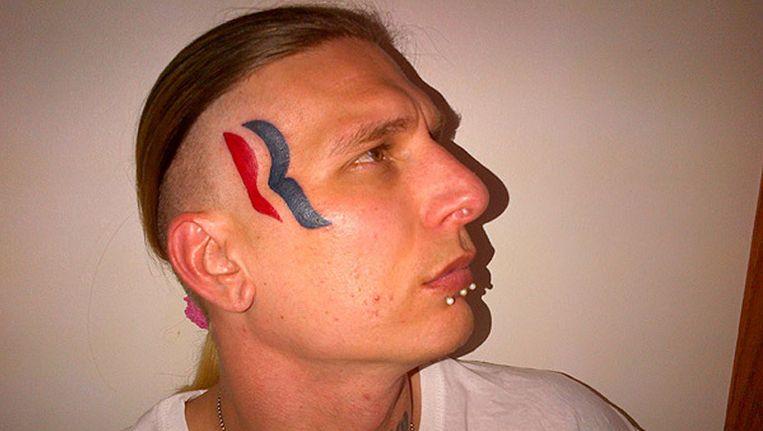 Romney Supporter Laat Toch Tattoo Van Gezicht Verwijderen