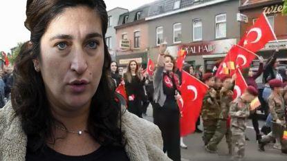 """Zuhal Demir na stoet met kinderen in militaire uniformen: """"Haat ondersteunen onder noemer verdraagzaamheid gaat ons zuur opbreken"""""""