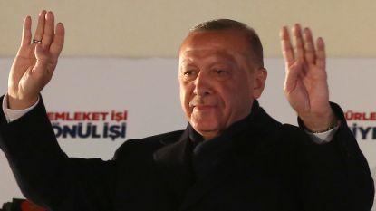 Erdogan moet Ankara, Istanbul en andere grote steden prijsgeven in gemeenteraadsverkiezingen