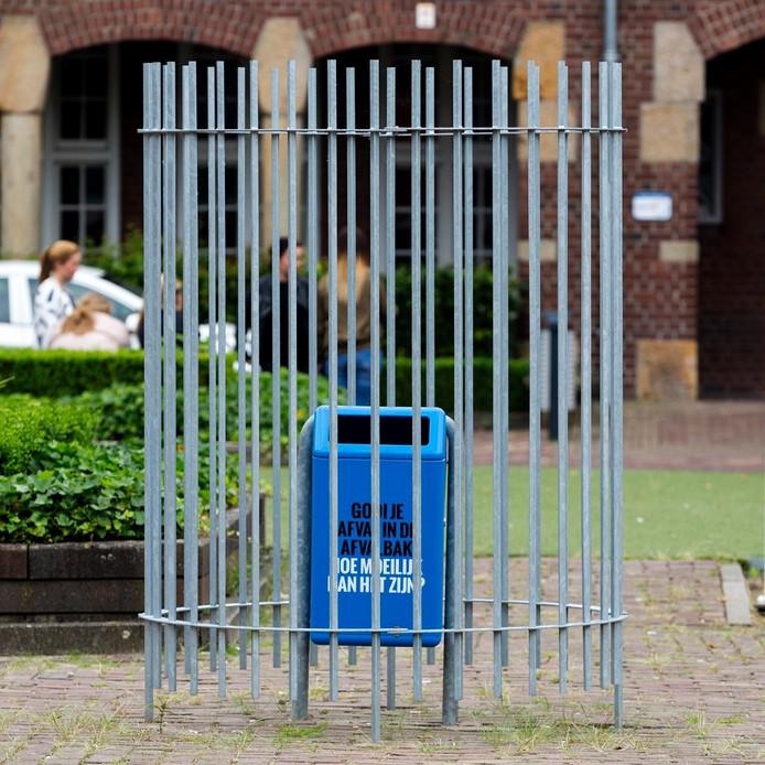 'Vuilnisbak' op het Willem I College