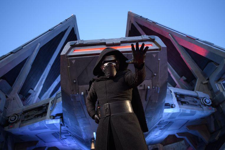 Millennium Falcon: Smugglers Run. Beeld Joshua Sudock/Disney Parks