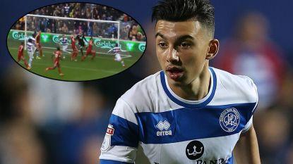 "Onbekende Belg scoorde afgelopen weekend in Engeland: ""Ik droom van de Premier League"""