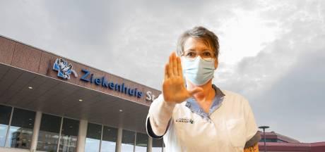 Verpleegkundige Herma Staal heeft genoeg van coronafrustratie patiënten