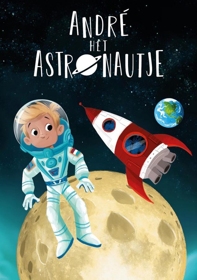 André het Astronautje.