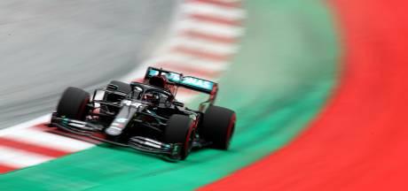 Protest Red Bull tegen stuursysteem Mercedes afgewezen