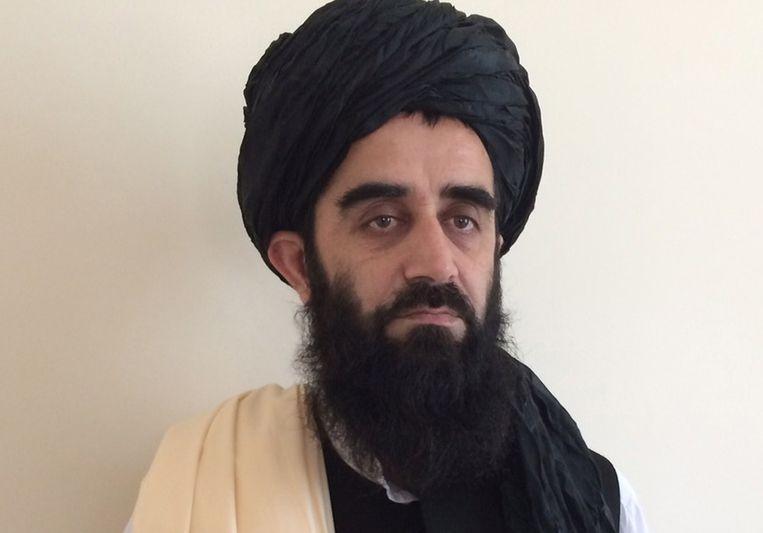 Mullah Abdul Raqeeb. Beeld afp