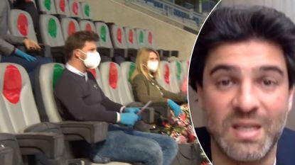 """Start het voetbal in België wél met fans? Bayat: """"Een papa en zijn zoon kunnen zo naast elkaar zitten"""""""