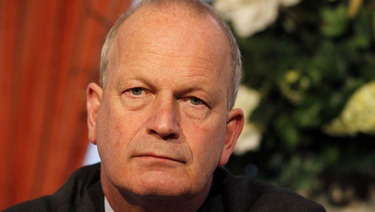 Jan Hoekema. Beeld ANP