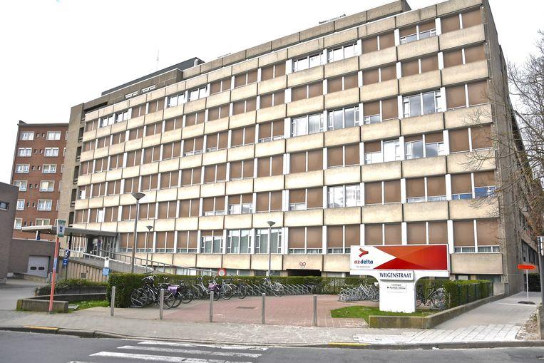 Het AZ Delta in Roeselare, campus Wilgenstraat.